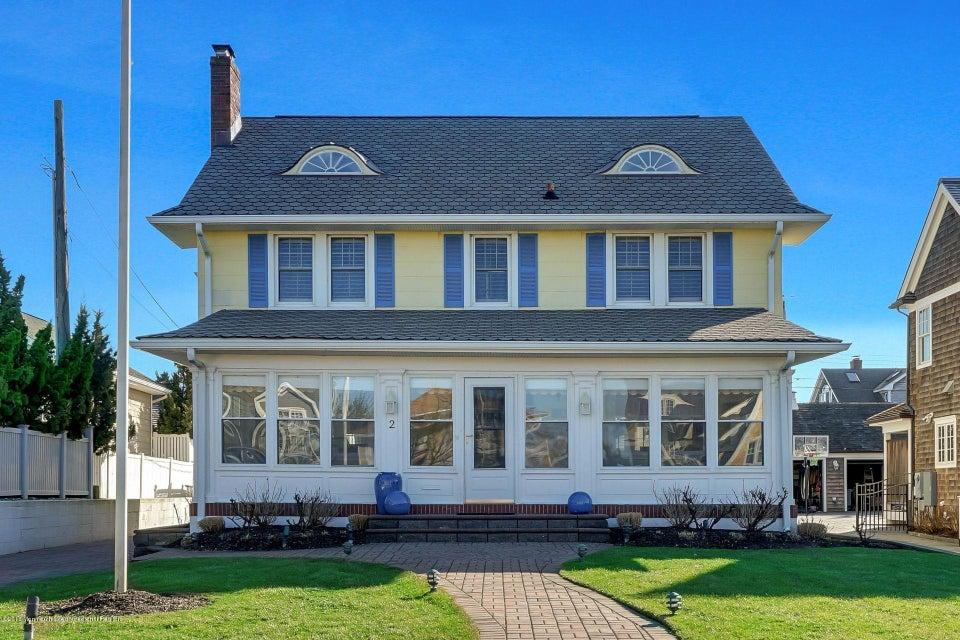 Maison unifamiliale pour l à louer à 2 Brooklyn Boulevard 2 Brooklyn Boulevard Sea Girt, New Jersey 08750 États-Unis