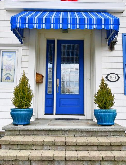 Maison unifamiliale pour l Vente à 100 Chicago Boulevard 100 Chicago Boulevard Sea Girt, New Jersey 08750 États-Unis