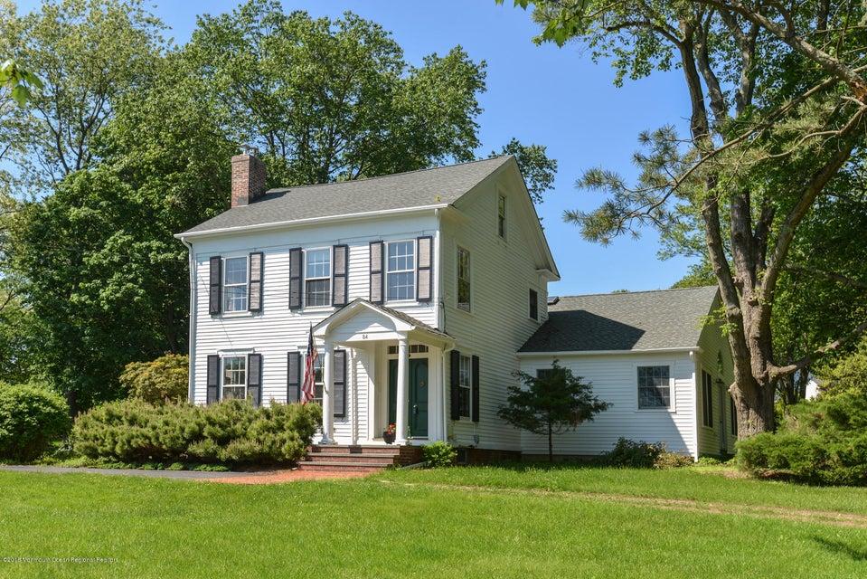 84  Crawfords Corner Road, Holmdel, New Jersey