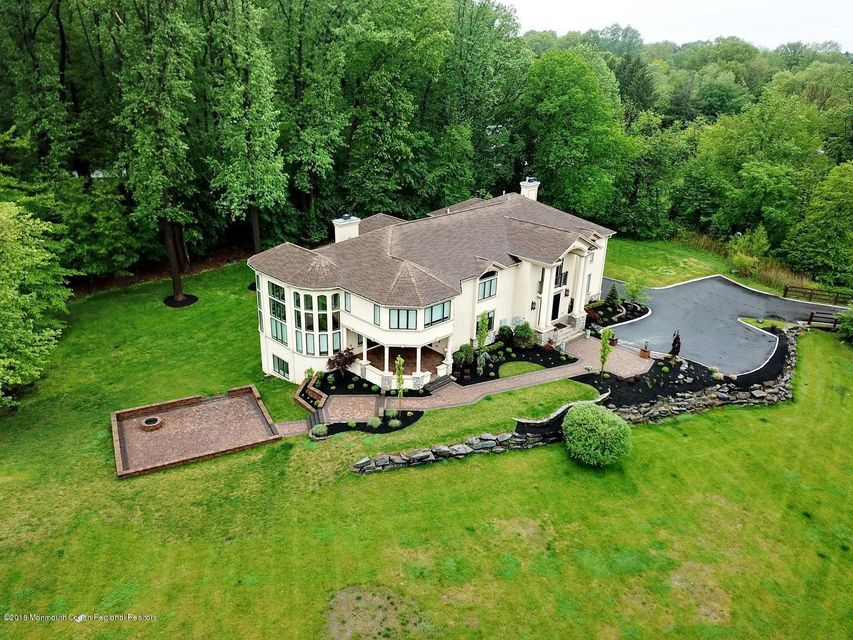 4  Bordens Brook Way, Holmdel, New Jersey