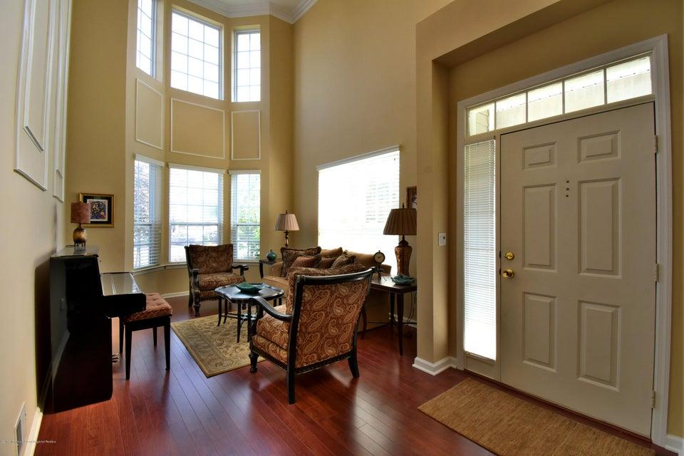 332 bernard living room and entry foyer