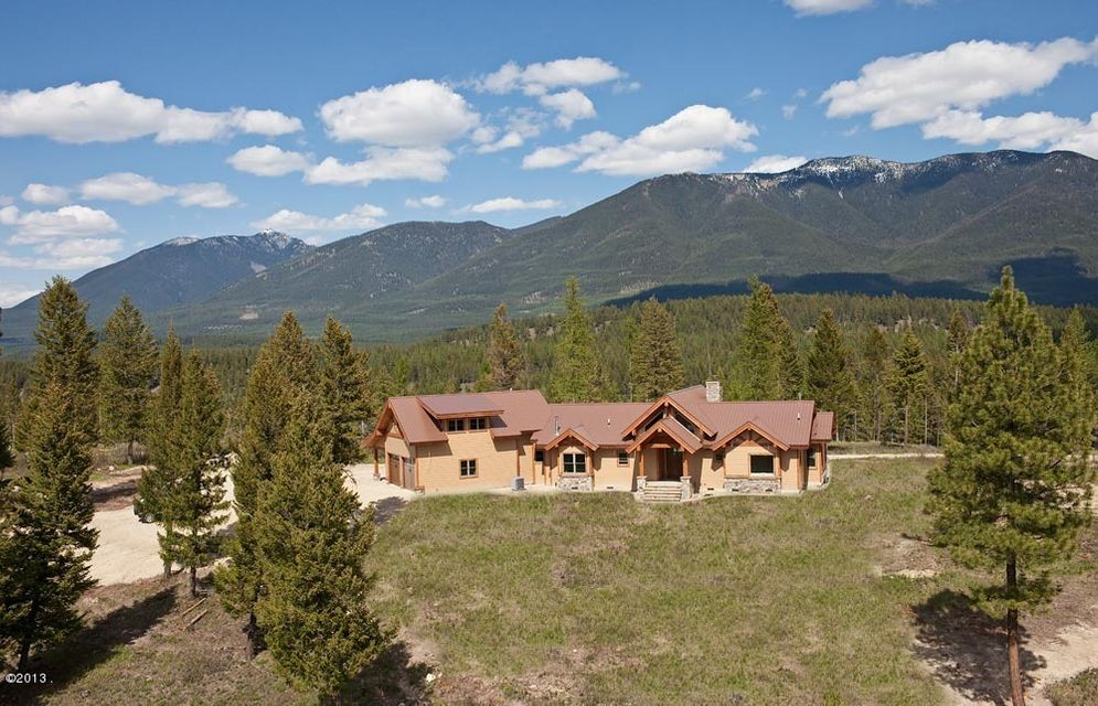 Single Family Home for Sale at 1168 Mee Road Trego, Montana 59934 United States