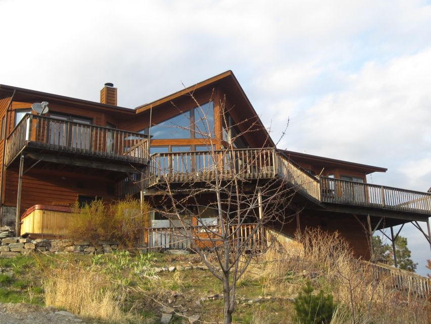 Single Family Home for Sale at 42085 Road Y2 Dayton, Montana 59914 United States