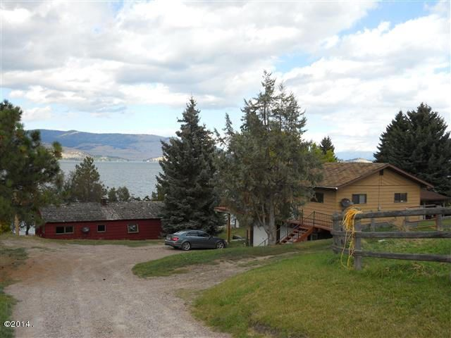 Single Family Home for Sale at 37110 Highway 93 Big Arm, Montana 59910 United States