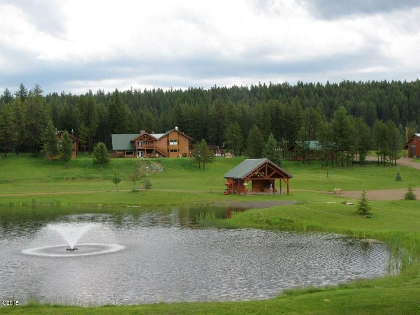Commercial for Sale at 177 Magnesia Creek Road Trego, Montana 59934 United States