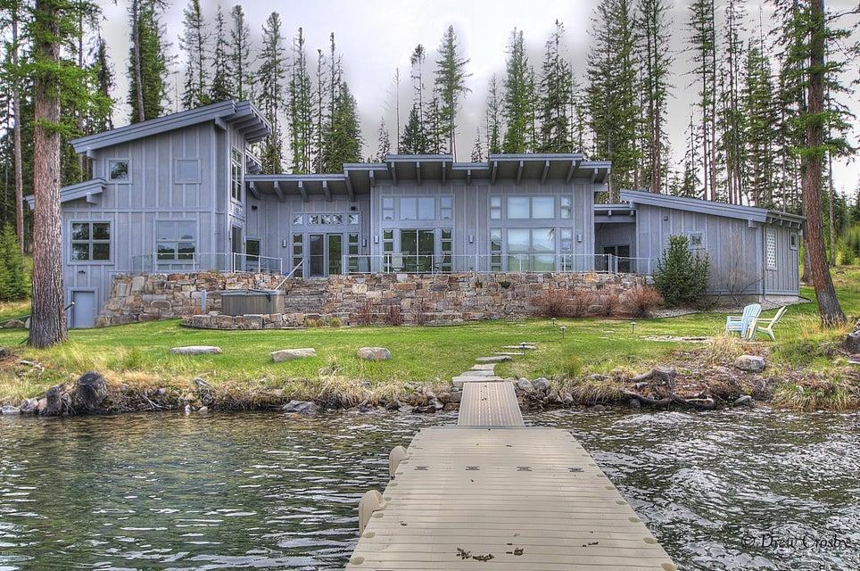 Maison unifamiliale pour l Vente à 870 Mcgregor Lane 870 Mcgregor Lane Marion, Montana,59925 États-Unis