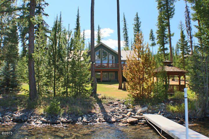 Single Family Home for Sale at 910 Mcgregor Lane Marion, Montana 59925 United States