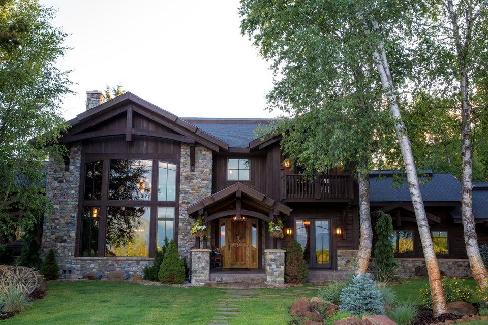 단독 가정 주택 용 매매 에 1380 Karrow Avenue Whitefish, 몬타나,59937 미국