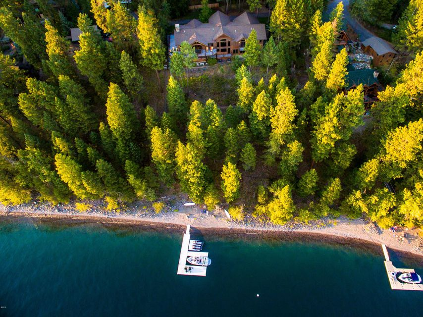 Single Family Home for Sale at 2126 Houston Drive Whitefish, Montana 59937 United States