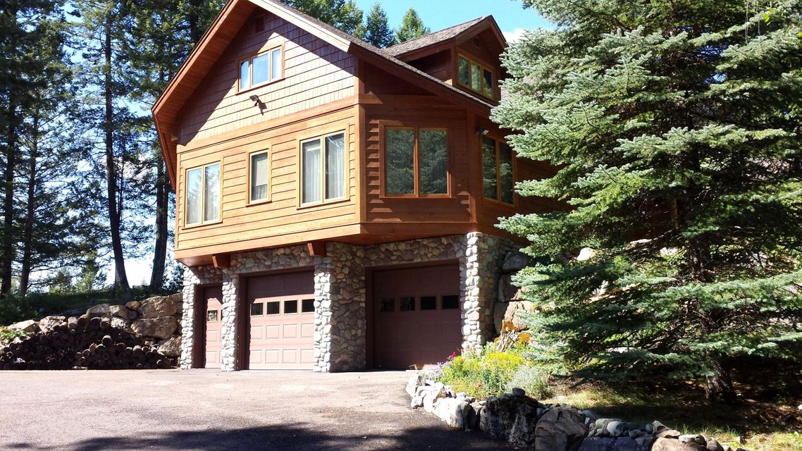 Single Family Home for Sale at 2031 Ridge Crest Drive 2031 Ridge Crest Drive Whitefish, Montana 59937 United States