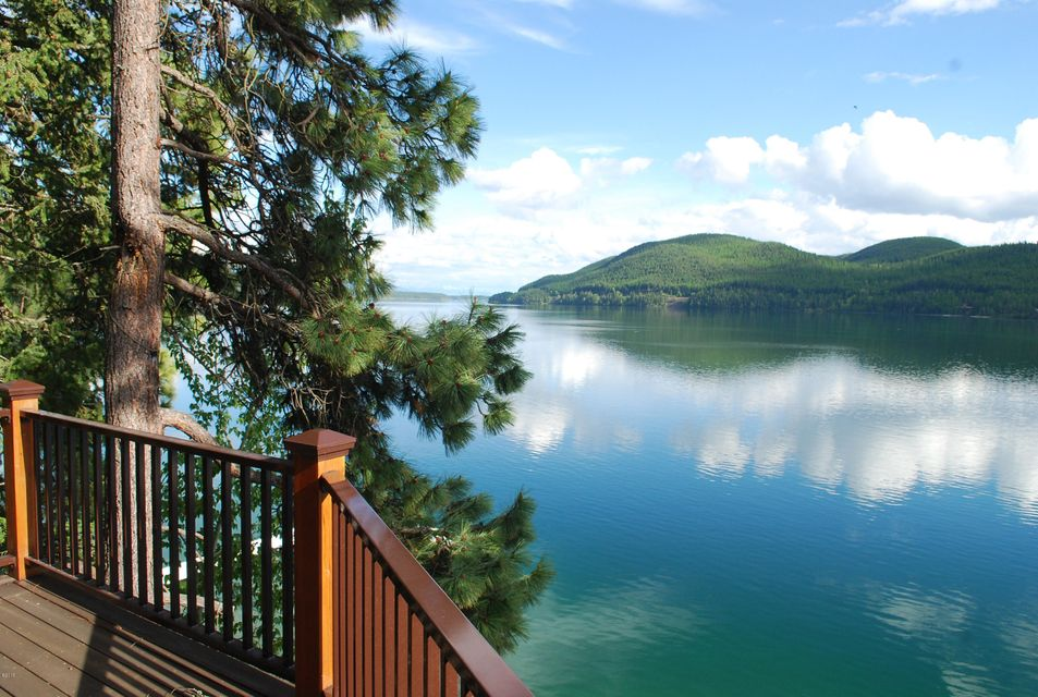 Single Family Home for Sale at 3632 East Lakeshore Drive Whitefish, Montana 59937 United States