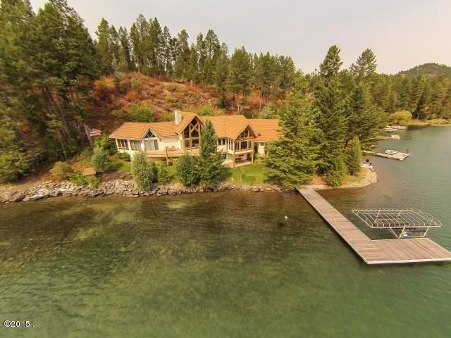 Additional photo for property listing at 335 Hughes Bay Road  Lakeside, Montana 59922 United States