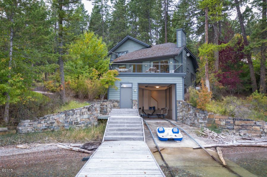 Additional photo for property listing at 275  Tamarack Terrace 275  Tamarack Terrace Lakeside, Montana,59922 Estados Unidos