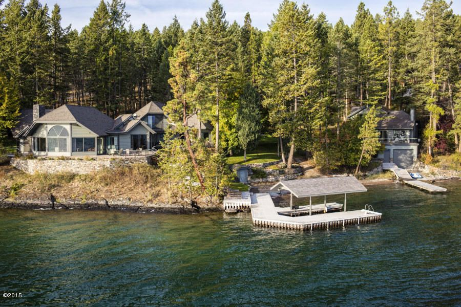 Additional photo for property listing at 275 Tamarack Terrace  Lakeside, Montana 59922 United States