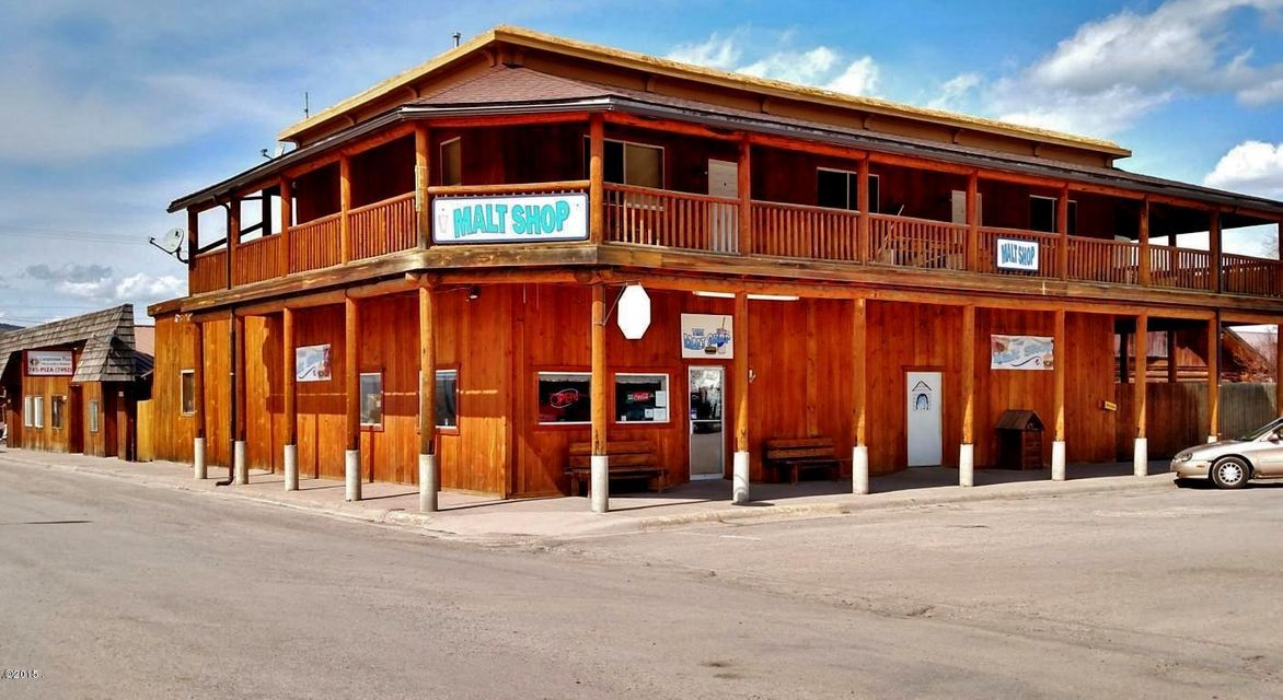 Commercial for Sale at Address Not Available St. Ignatius, Montana 59865 United States