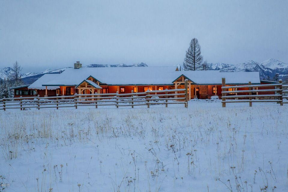 Single Family Home for Sale at 1201 Stoner Lake Road Condon, Montana 59826 United States