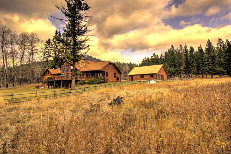 Additional photo for property listing at 1225  Truman Creek Road  Kila, Montana,59920 Estados Unidos