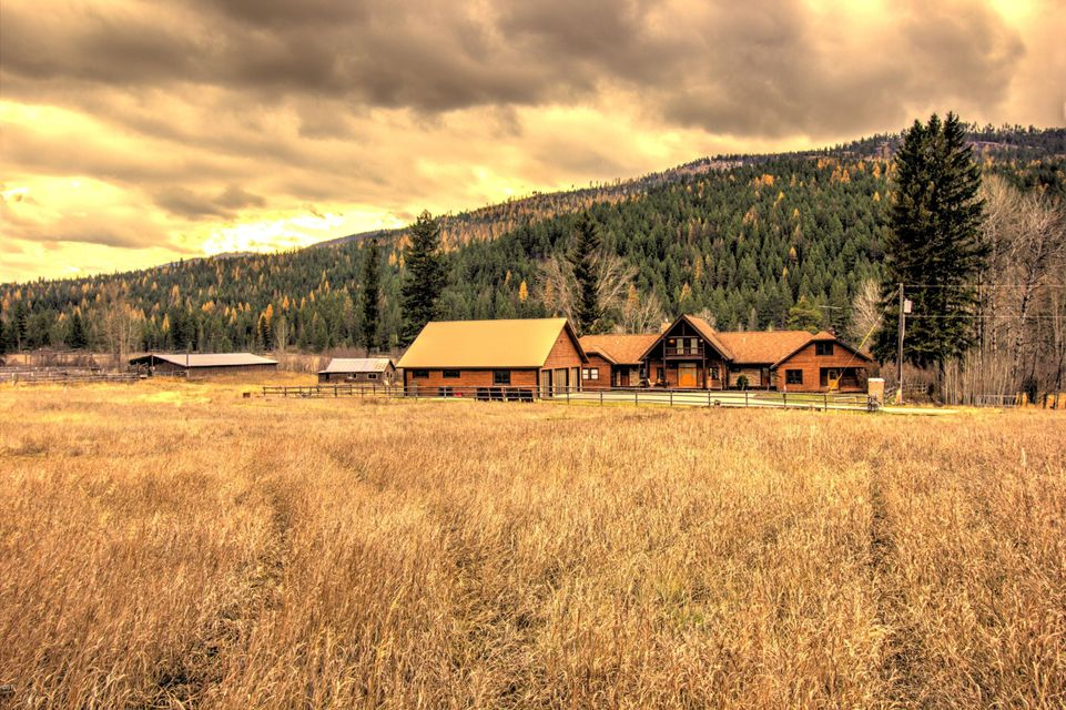 Additional photo for property listing at 1225  Truman Creek Road  Kila, Montana,59920 États-Unis