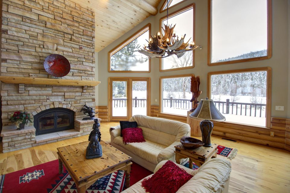 Additional photo for property listing at 1225  Truman Creek Road  Kila, Montana,59920 Hoa Kỳ
