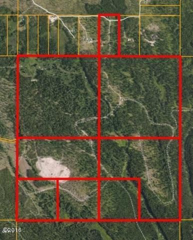 Land for Sale at 615 Potter Creek Road 615 Potter Creek Road Olney, Montana 59927 United States