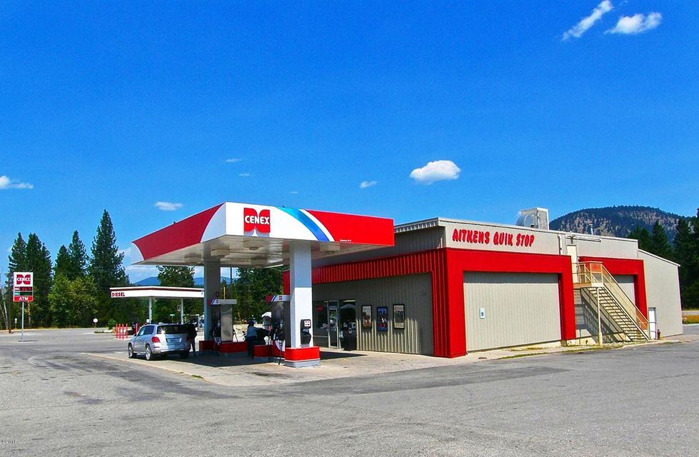 Commercial for Sale at Nhn Aitkens Quik Stops Libby, Montana 59923 United States
