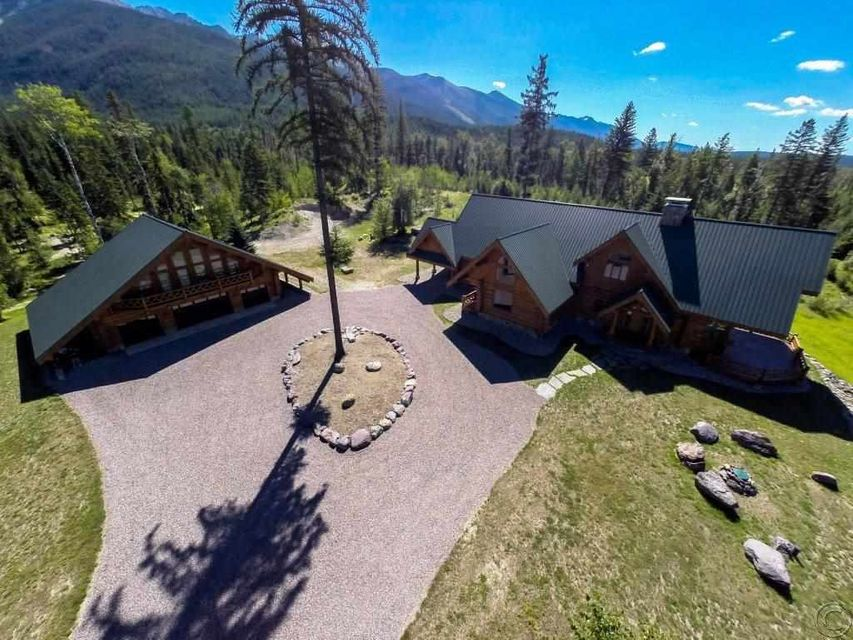 Single Family Home for Sale at 495 Cooney Trail 495 Cooney Trail Condon, Montana 59826 United States