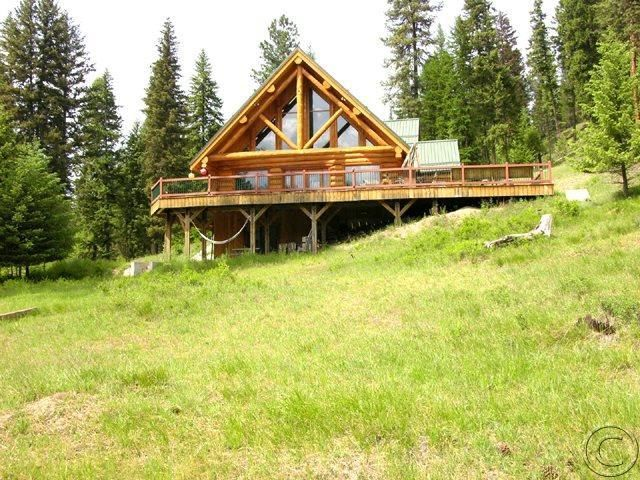 Single Family Home for Sale at 14 Spring Meadows 14 Spring Meadows Thompson Falls, Montana 59873 United States
