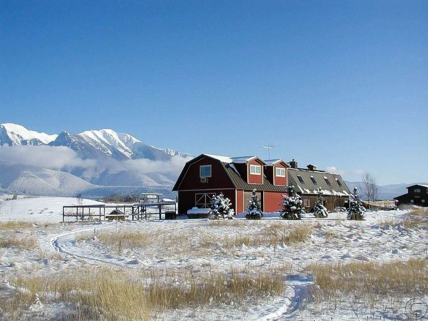 Additional photo for property listing at 59911 Watson Road  St. Ignatius, Montana 59865 United States