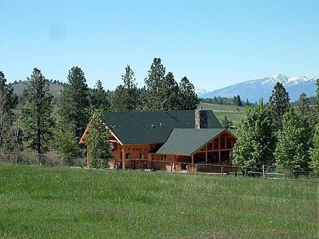 Single Family Home for Sale at 2831 Snyder Road Stevensville, Montana 59870 United States