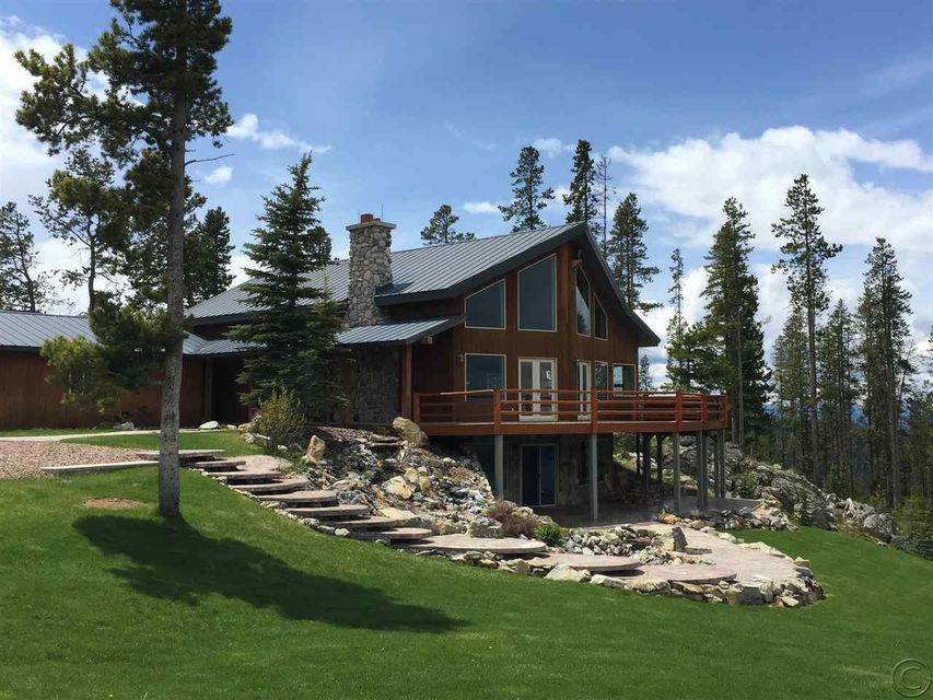 Single Family Home for Sale at 135 Dude Ranch Lane Anaconda, Montana 59711 United States