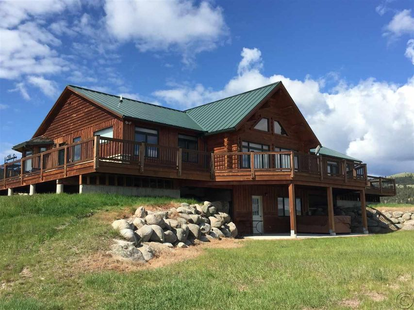 Single Family Home for Sale at 46 Gold Coin Road 46 Gold Coin Road Hall, Montana 59837 United States