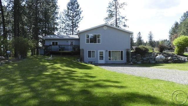 Daylight basement 3 bdrm. home, 2 3/4 bath on .46 acres in Sanders Co., MT