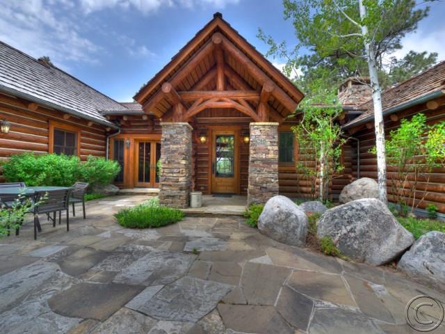 Einfamilienhaus für Verkauf beim 1462 Stock Farm Road Hamilton, Montana,59840 Vereinigte Staaten