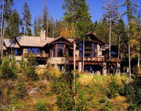 Single Family Home for Sale at 3010 Iron Horse Drive 3010 Iron Horse Drive Whitefish, Montana 59937 United States