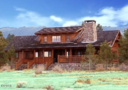 Moradia para Venda às 752 Pallo Trail Hamilton, Montana,59840 Estados Unidos