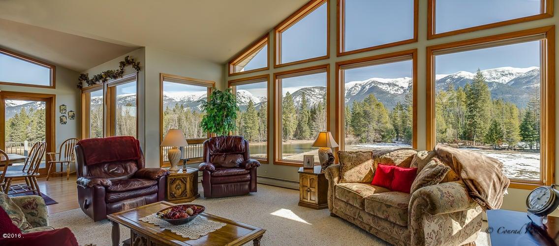 Single Family Home for Sale at 475 Fern Lane Bigfork, Montana 59911 United States