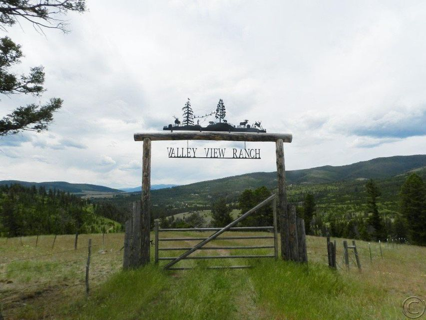Single Family Home for Sale at Valley View Ranch Philipsburg, Montana 59858 United States