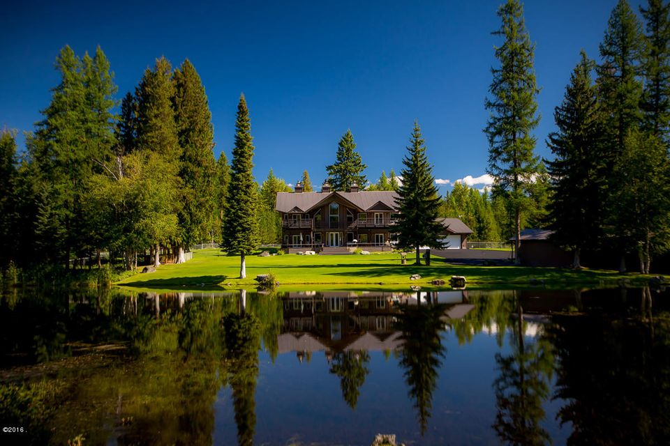 Villa per Vendita alle ore 1505 Good Creek Road 1505 Good Creek Road Olney, Montana,59927 Stati Uniti