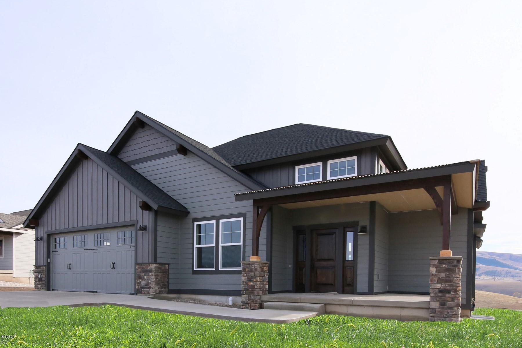 2726 Bunkhouse Place Lot 163, Missoula, MT 59808