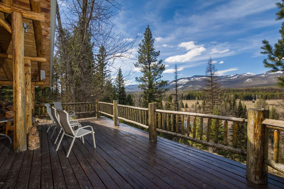 Single Family Home for Sale at 42095 Mt Highway 83 Swan Lake, Montana 59911 United States