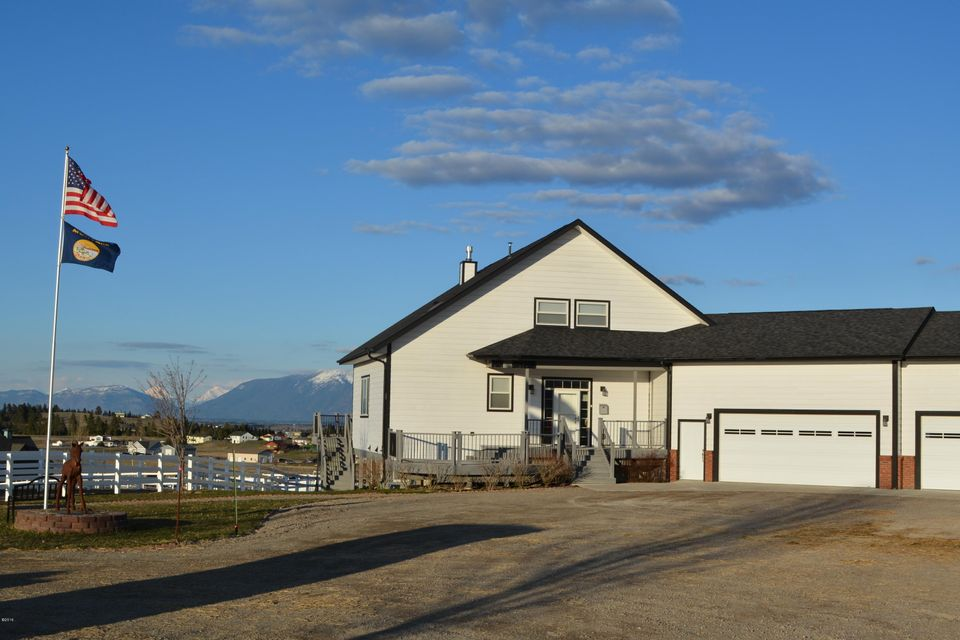 Single Family Home for Sale at 61 Morning View Way Kalispell, Montana 59901 United States