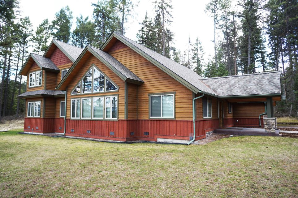 Single Family Home for Sale at 305 Emerald Drive Whitefish, Montana 59937 United States