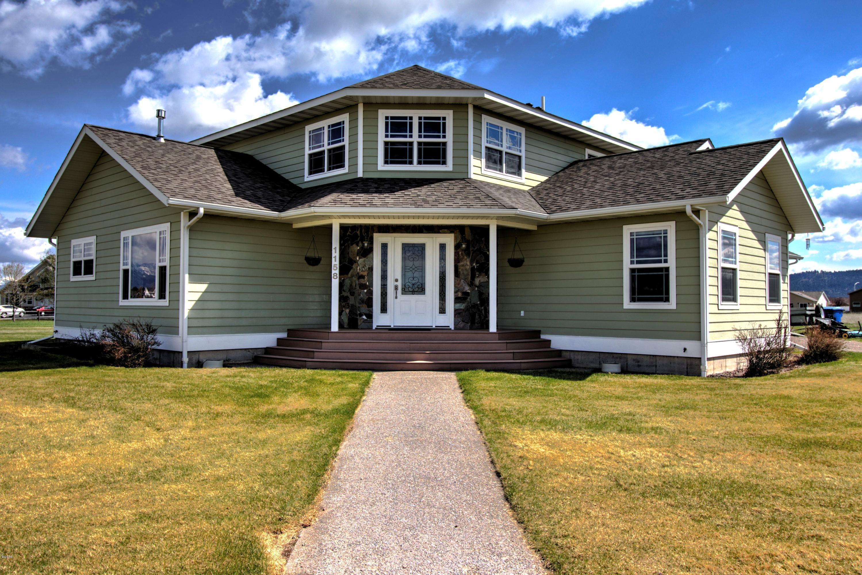 Single Family Home for Sale at 1158 Quarter Horse Lane Kalispell, Montana 59901 United States