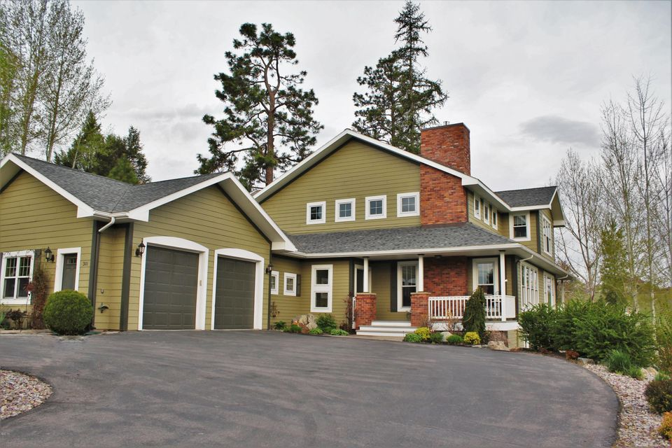 Single Family Home for Sale at 368 Stillwater Loop Kalispell, Montana 59901 United States