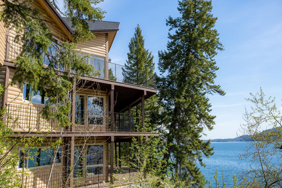 Single Family Home for Sale at 2862 Rest Haven Drive Whitefish, Montana 59937 United States