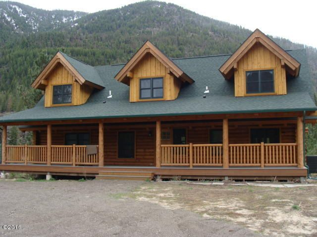 Single Family Home for Sale at 357 South Frontage Road Alberton, Montana 59820 United States