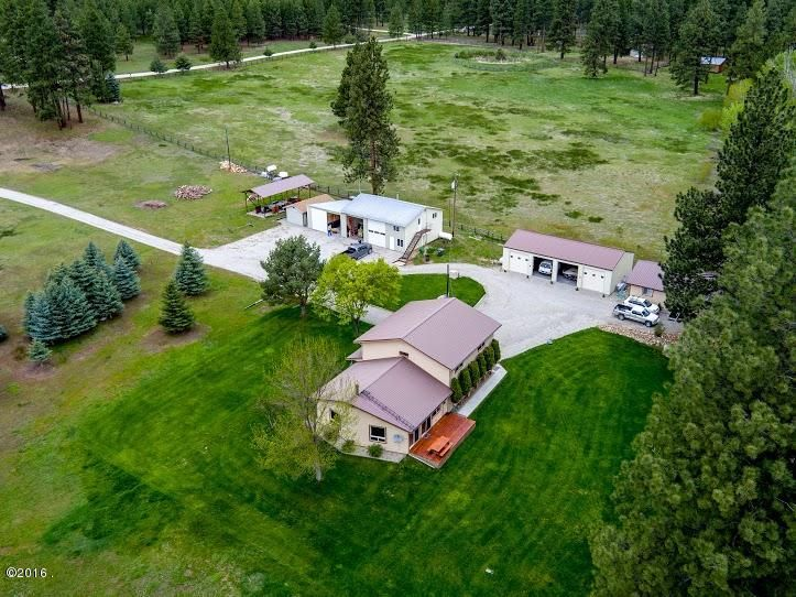 Single Family Home for Sale at 399 North Gold Creek Loop Hamilton, Montana 59840 United States
