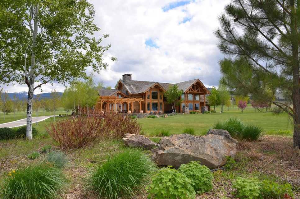 Single Family Home for Sale at 468 Cayuse Trail Corvallis, Montana 59828 United States