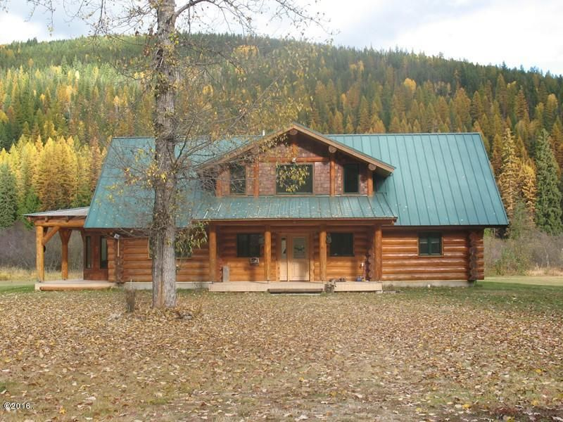 Single Family Home for Sale at 13052 Yaak River Road Yaak, Montana 59935 United States