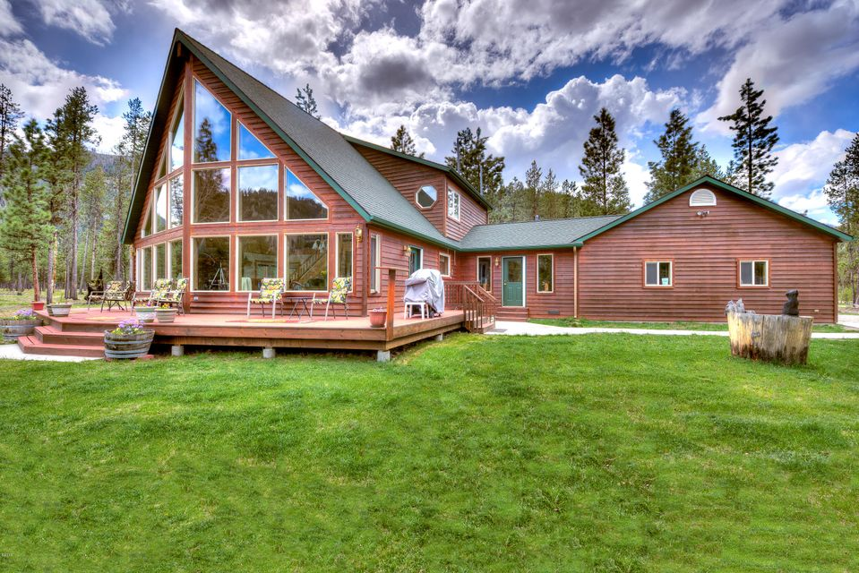 Single Family Home for Sale at 140 Alta Drive Darby, Montana 59829 United States